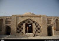 موقوفه حاج میرزای ورزنه به مکانی گردشگری تبدیل شد
