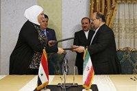 امضا سند همکاری پنج ساله در عرصه اجتماعی بین ایران و سوریه