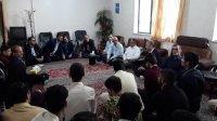 استان سمنان ا سمنان ا دیدار با فرزندان شبانه روزی پسران 12 تا 18 سال