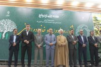 استان سمنان در جشنواره «پیوند آسمانی»؛ ویژه تجلیل از خیرین، خادمین و زوج های برتر استان سمنان