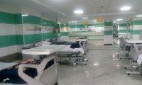 بهره برداری از بیمارستان 100 تخت خوابی خیر ساز ملایر در آینده ی نزدیک