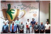 اختتامیه چهاردهمین جشنواره فرهنگی ورزشی فرزندان مهر کشور (گروه پسران) برگزار شد