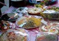 پنجمین جشنواره خیریه غذا در خرمآباد برگزار شد