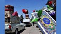توزیع ۱۰۰ جهیزیه در مناطق سیل زده خوزستان