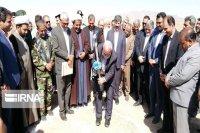 تهران فاز دوم ساخت ۵ هزار واحد مسکونی محرومان در خراسان جنوبی آغاز شد