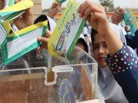 توزیع بیش از ۳۰۰ هزار پاکت جشن عاطفه ها دربین دانشآموزان آذربایجانغربی