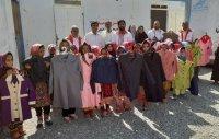 اجرای طرح ارمغان مهر در روستای توکر ایرانشهر