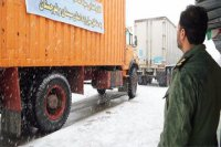 ارسال کمک های بهزیستی شیراز به سیل زدگان سیستان و بلوچستان