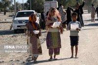 ارسال دو هزار بسته ویژه دانش آموزان به مناطق سیل زده شرق هرمزگان