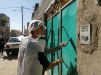 خبر خوب| رنگ مهربانی با سرانگشتان احساس بر در و دیوار «سیس آباد»