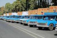 اهدای ۲۵۰ سری جهیزیه به نوعروسان نیازمند در بناب