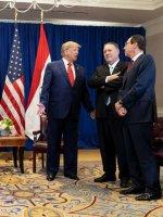 پیشنهاد تعلیق 120 روزه تحریم ایران به دولت ترامپ به خاطر کرونا
