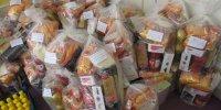 توزیع ۲۰۰ بسته غذایی بین خانواده های بیماران سخت درمان در همدان