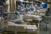 سخاوت شهروندان فارس در تامین نیازهای بیمارستانی مبتلایان به کرونا