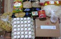 توزیع ۵۰۰ بسته مواد غذایی به خانواده های دانش آموزان بی بضاعت جهرم