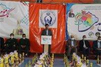 دومین مرحله رزمایش همدلی به همت کمیته امداد خراسان شمالی برگزار شد