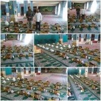 مرحله سوم رزمایش مواسات توسط کانون حضرت علی اصغر (ع) بروجن برگزار شد