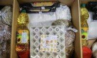 ۷۰ بسته معیشتی در میبد توزیع شد