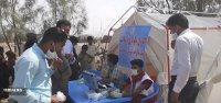 کاروان نیکوکاری و سلامت در مناطق محرومِ رودبار