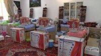 اهدای ۱۱ سری جهیزیه به نوعروسان نیازمند هشترود
