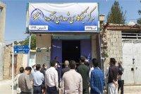 افتتاح دو مرکز نیکوکاری کمیته امداد در سی سخت