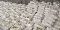 توزیع ۹۸۰۰ پرس غذا بین نیازمندان در ورامین