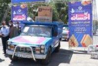 اهدای ۱۵۰ سری جهیزیه به زوج های استان مرکزی
