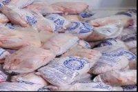 توزیع گوشت مرغ بین کانون های نیازمند