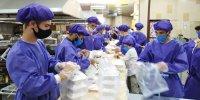 توزیع 600 هزار پرس غذای گرم بین خانوادههای نیازمند آذربایجانشرقی