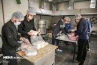 توزیع ۶۰۰ هزار پرس غذای گرم در آذربایجان شرقی