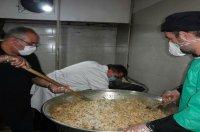مرکز نیکوکاری موسی بن جعفر مراغه بیش از ۱۱ هزار پرس غذای گرم توزیع کرد