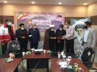 نخستین مرکز نیکوکاری کارآفرینی استان مرکزی در خمین گشایش یافت