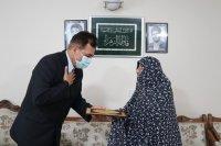 احداث بیمارستان دندانپزشکی توسط مادرشهیدان شعبانزاده در بابل