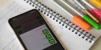 اهدای 50گوشی هوشمند به دانش آموزان نیازمند الموت شرقی