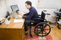 انگیزه معلولان برای موفقیت بیش از سایر افراد جامعه است