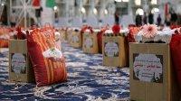 توزیع ۷۰۰ بسته بهداشتی و معیشتی در طرقبه شاندیز