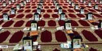 توزیع ۴۰۰۰ بسته لوازم التحریر بین دانش آموزان بی بضاعت یزدی