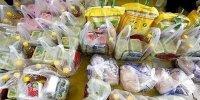توزیع ۶۰۰ بسته همزمان با شب یلدا بین نیازمندان ملایری