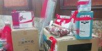 اهدا 110 کمک جهیزیه به نوعروسان به همت خادمیاران مهریزی
