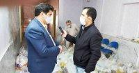 توزیع بستههای معیشتی بین نیازمندان در شهریار