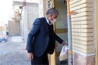 بیش از ۷ هزار سبد مواد غذایی میان مددجویان کمیته امداد شهرکرد توزیع شد