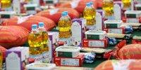 توزیع یکهزار بسته معیشتی بین مددجویان کمیته امداد در بهاباد