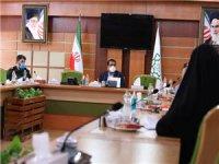 نشست مجمع خیرین منطقه 17 با شهردار دارالشهدای تهران