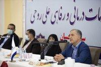 افتتاح مجموعه رفاهی و درمانی «علی روحی» در سرای احسان