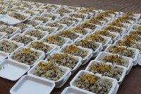 12 هزار پرس غذای گرم در مناطق محروم اردبیل توزیع شد