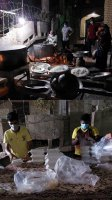 توزیع 30 هزار پرس غذای گرم بین نیازمندان بندرعباس