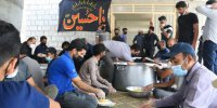 توزیع ٢٩ هزار بسته غذای گرم در پوشش اطعام حسینی در سیریک
