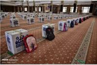 اهدای ۶ هزار بسته لوازم التحریر به دانش آموزان کم برخوردار لرستان