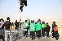 خدمات دهی شبانه روزی شرکت شهر سالم در عراق| استفاده از داروهای اهدایی در پیاده روی اربعین